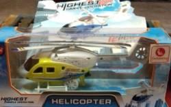 HELICOPTERO A CUERDA RESCATE 3 C 18CM