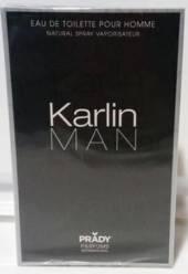 COLONIA CRO 100ML  KARLIN MAN