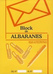BLOCK DE ALBARANES