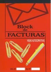 BLOCK DE FACTURAS
