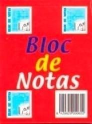BLOCKS NOTAS BLANCAS