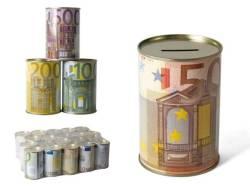 HUCHA MINI  1 2K  EURO
