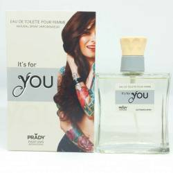 COLONIA SRA 100ML  IT  S FOR YOU