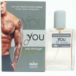COLONIA CRO 100ML  YOU ARE STRONGER