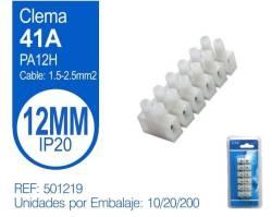 CLEMA 12MM  PA12H