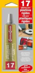 ADHESIVO PLASTICOS RIGIDOS N  17