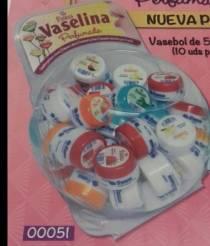 VASELINA SNONAS PERFUMADA COCO 15GR