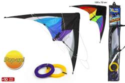 COMETA STUNT KITE POP UP MAGIC 125X72CM