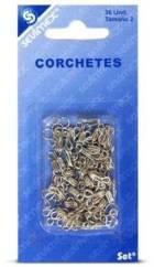 CORCHETES N  2 36UDS NQ