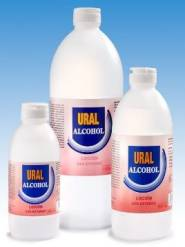 ALCOHOL URAL 500ML