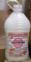 FREGASUELOS LECHE DE ALMENDRAS 5L