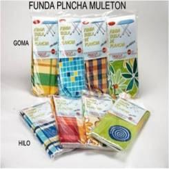 FUNDA PLANCHA MULETON HILO 126X45