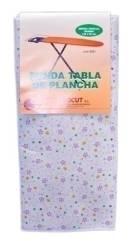 FUNDA PLANCHA MULETON HILO 135x50