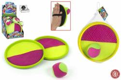 JUEGO CATCH BALL D18CM