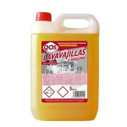 LAVAVAJILLAS MAQUINA AGUAS SEMIDURAS 5L