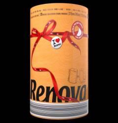 ROLLO COCINA RED LABEL ORANGE
