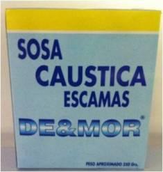 SOSA CAUSTICA
