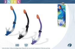 TUBO SNORKEL INTEX EASY FLO  8A OS