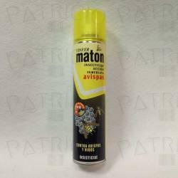 AER  INSECT  MATON AVISPAS 400ML