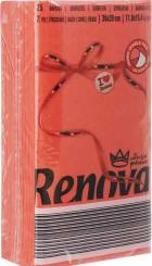 SERVILLETAS RENOVA RED LABEL 2C 1 6 X 18 RED