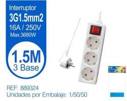 BASE MULTIPLE 3 TOMAS INT 1 5M