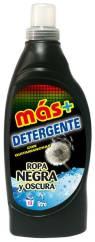 DETERGENTE MAS  1L  ROPA NEGRA Y OSCURA