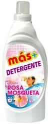 DETERGENTE MAS  1L  ROSA MOSQUETA