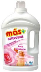 DETERGENTE NEW MAS  3L  ROSA MOSQUETA