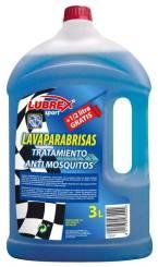 LAVAPARABRISAS LUBREX 3 5L